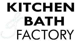Kitchen and Bath Factory Logo